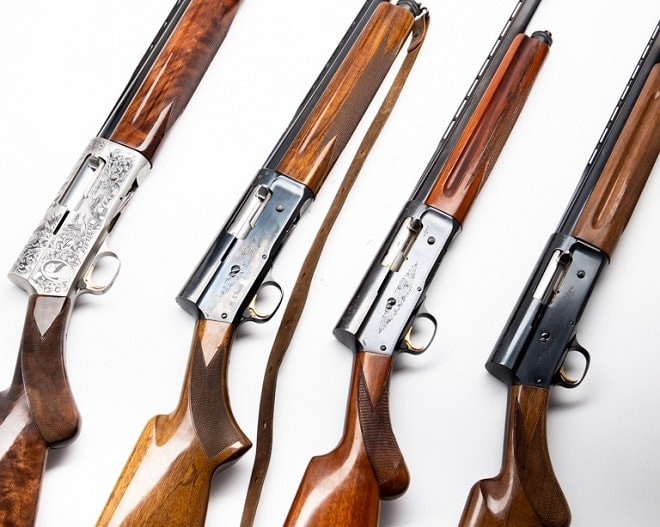 From the Guns com Warehouse: The classic Browning Auto-5 shotgun