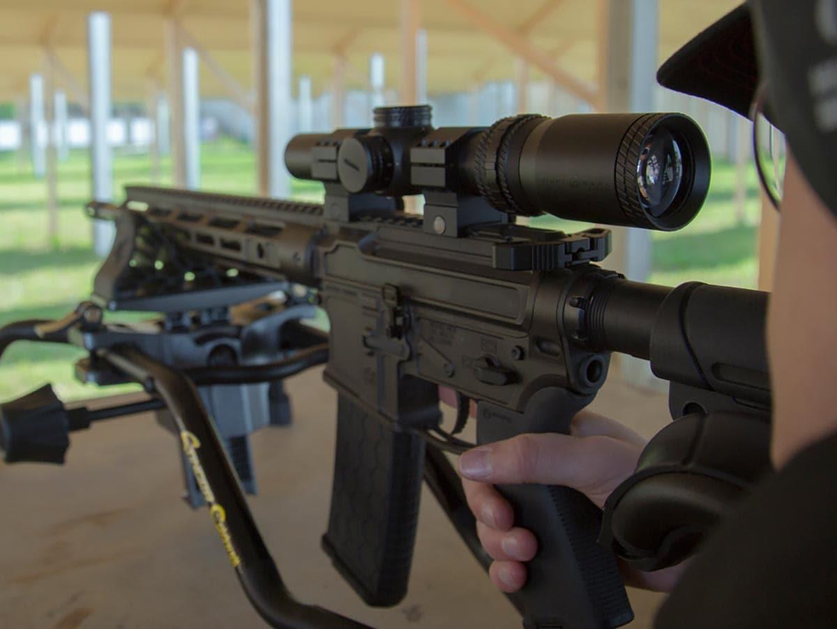 Citadel Riflescope