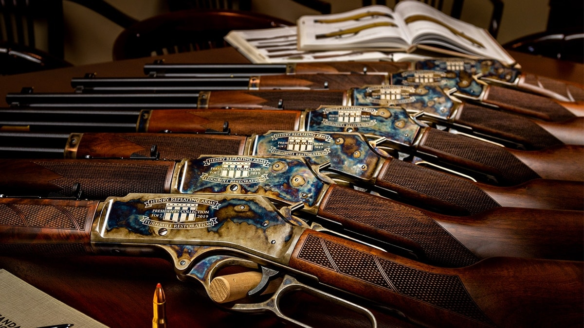 Turnbull unites with Henry Repeating Arms for Henry-Turnbull Rifle