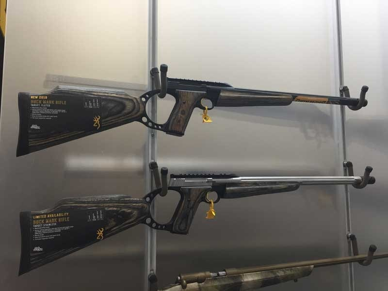 Rimfires dominate 2019 SHOT Show