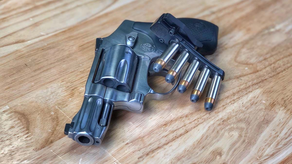 RASC: The Revolver Ammunition Strip Concealment by NeoMag (VIDEO)