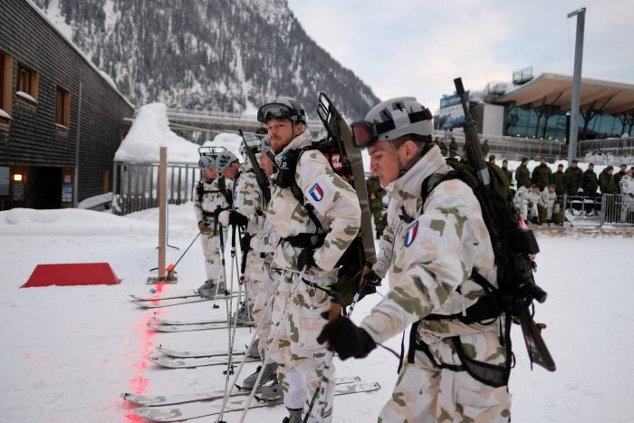 french military