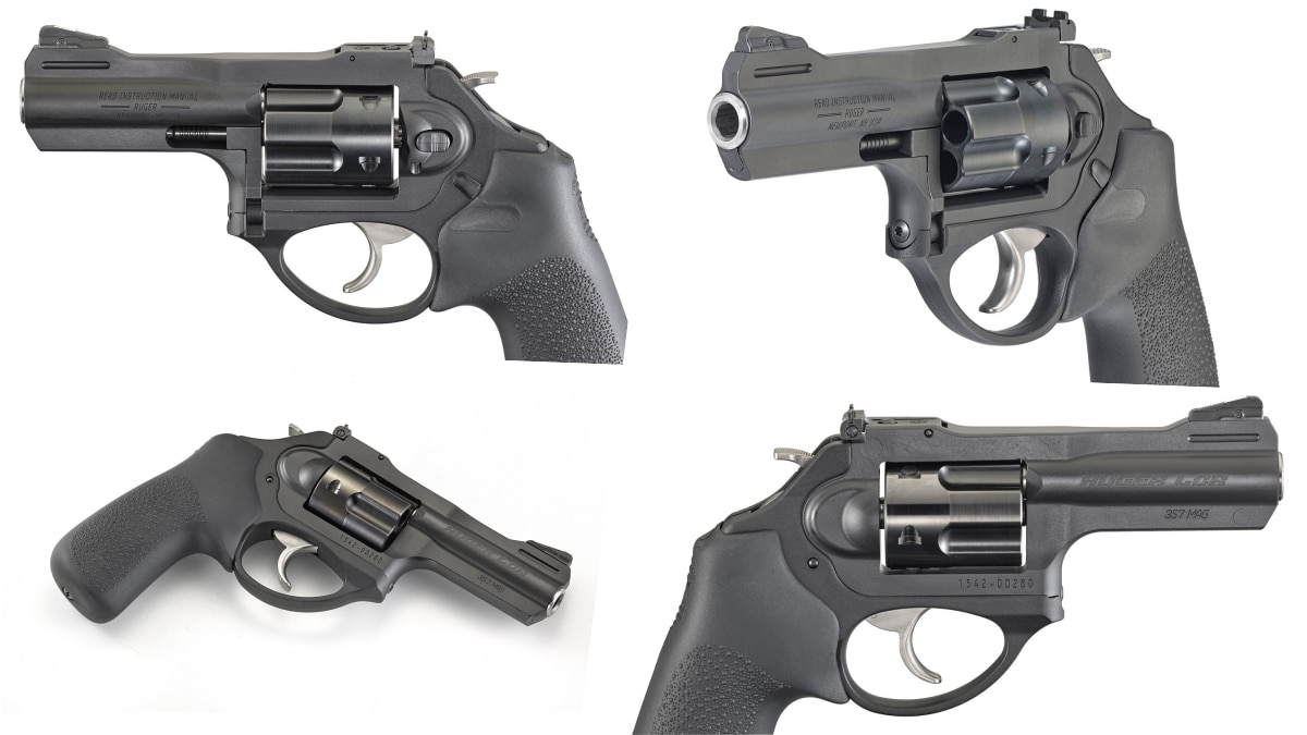 Ruger expands LCRx small-frame revolver line with 3-inch barrel in .357