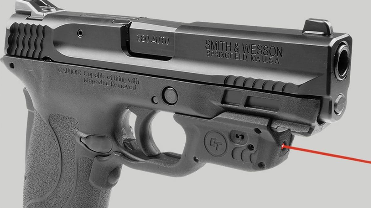 Crimson Trace offers Laserguard for Smith & Wesson M&P Shield EZ
