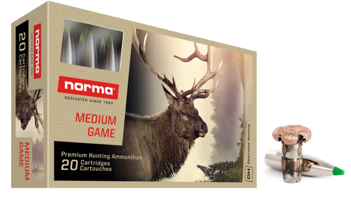 Norma broadens ammo lineup with new Ecostrike series