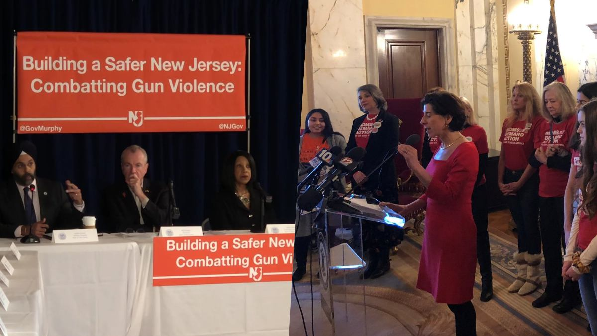 Northeast governors look to double down on gun control in 2019