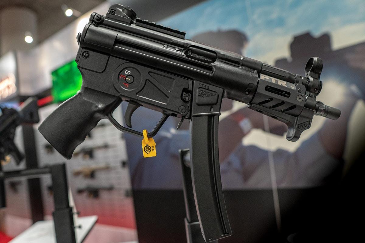 PTR 9K, sub gun