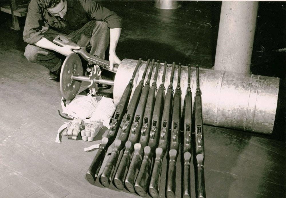 Garand, rifles