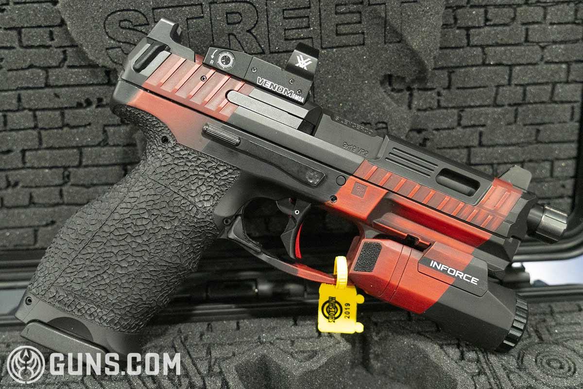 The Truth, pistol, handgun, HKVP9