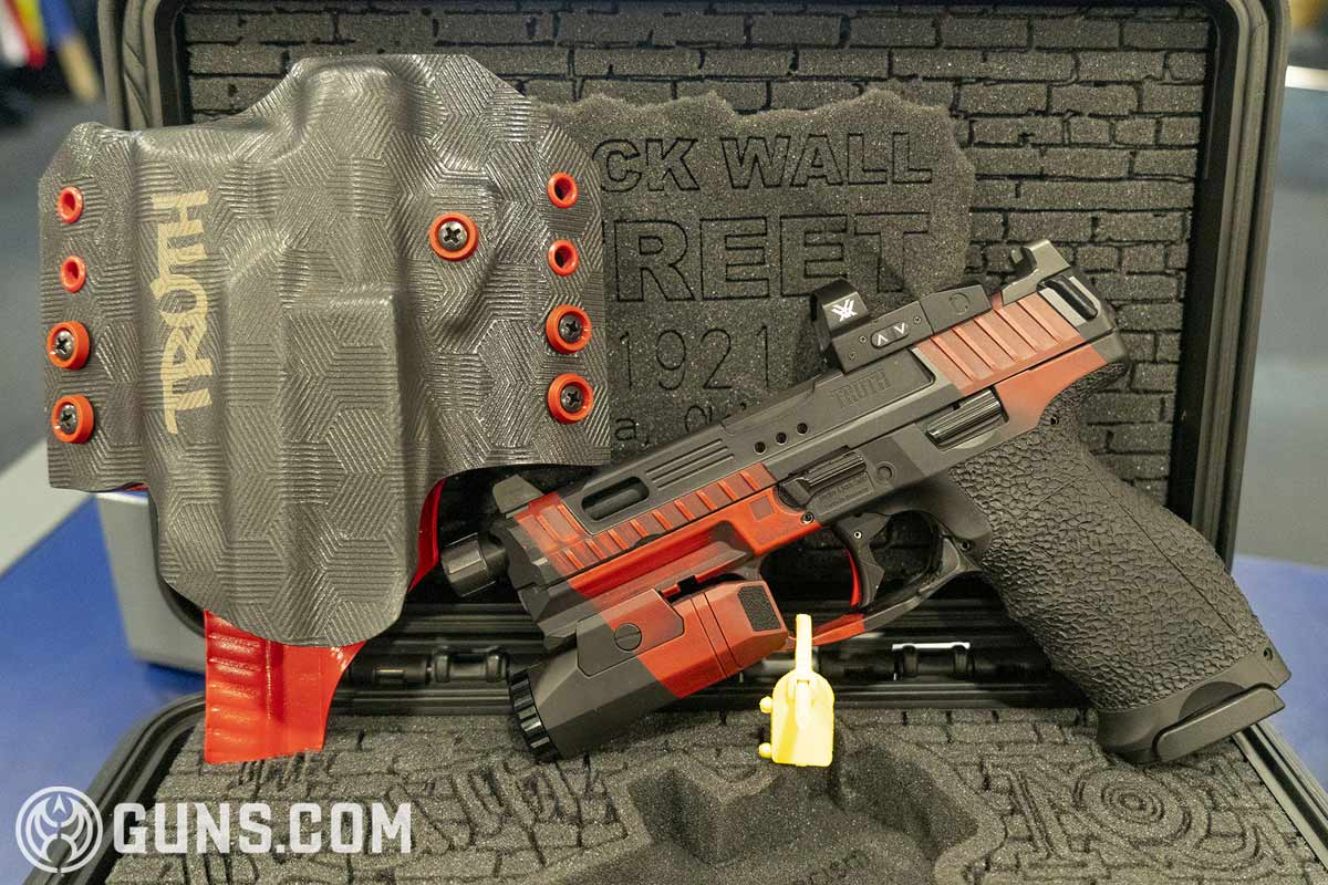 The Truth, HKVP9, Heckler & Koch