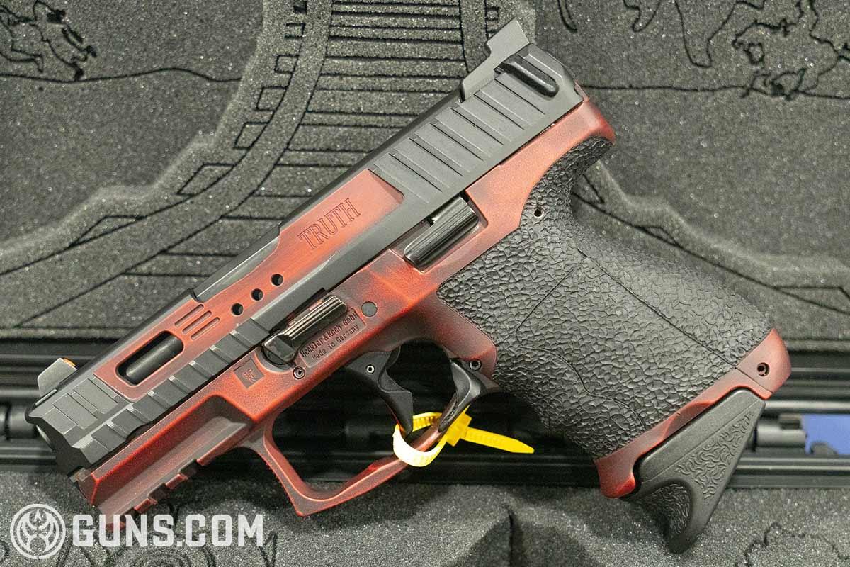 The Truth C, compact, pistol, handgun