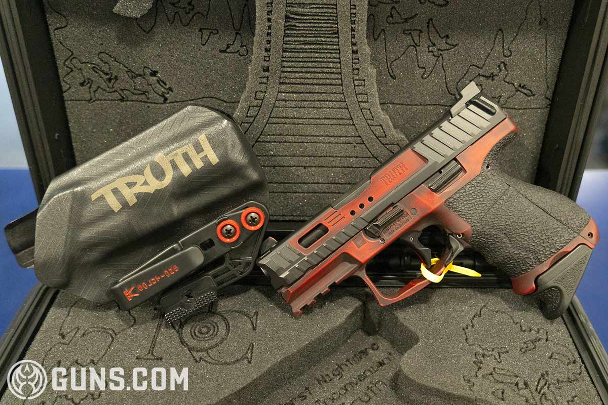 The Truth c, HKVP9SK, handgun, pistol