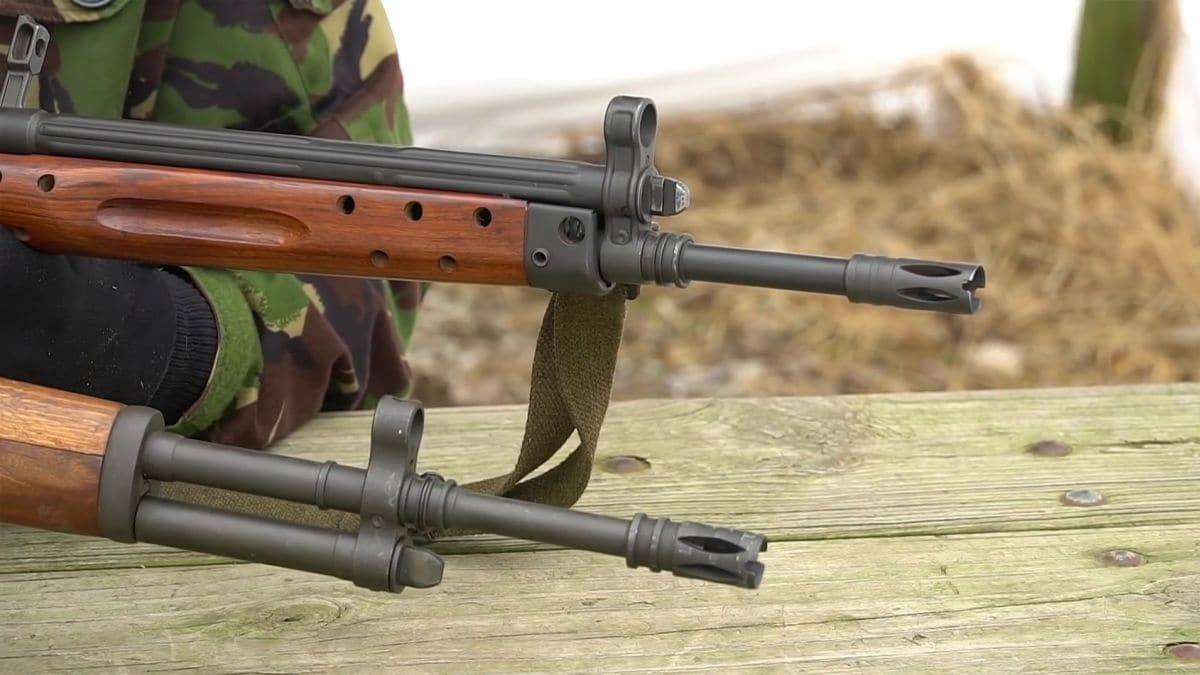 The CETME's bolt-action buddy: The Spanish FR8 rifle (VIDEOS)