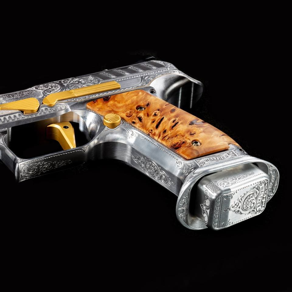 Check out custom 'We the People' Walther Q5 Match SF (PHOTOS)