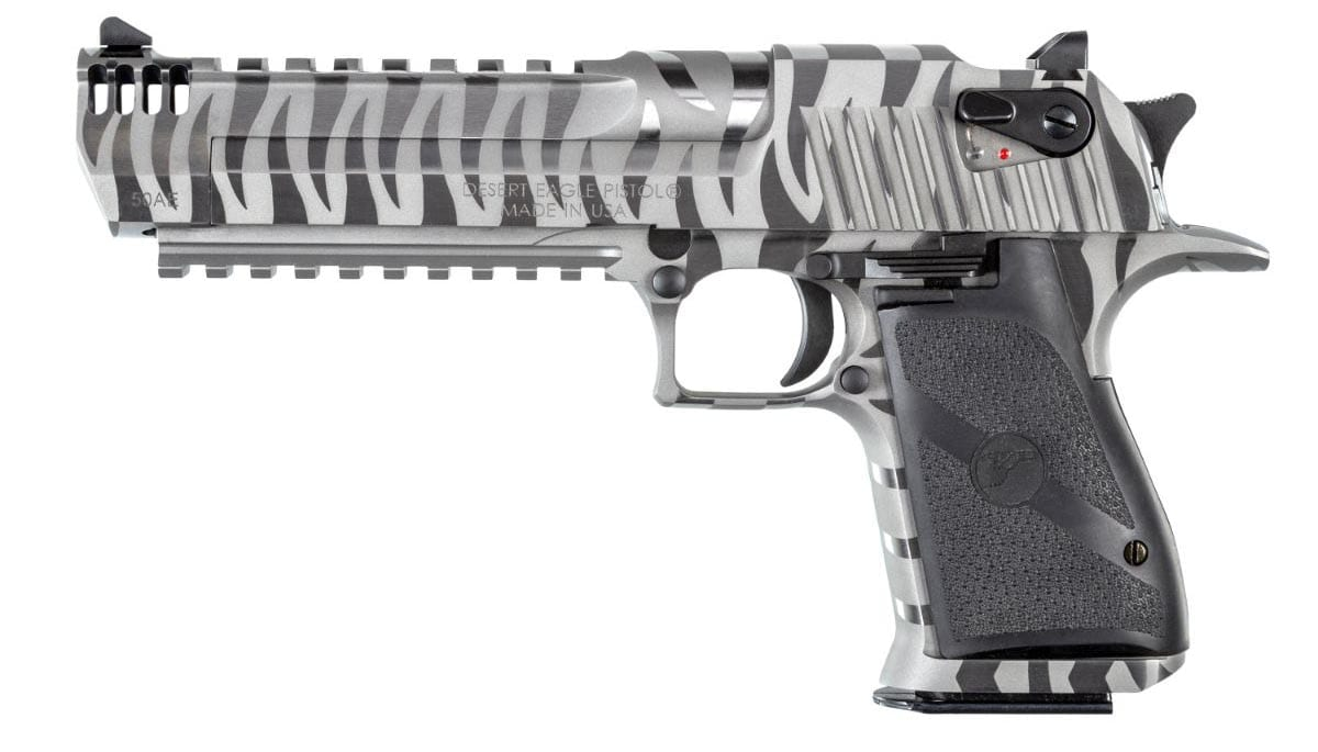 White Tiger Desert Eagle