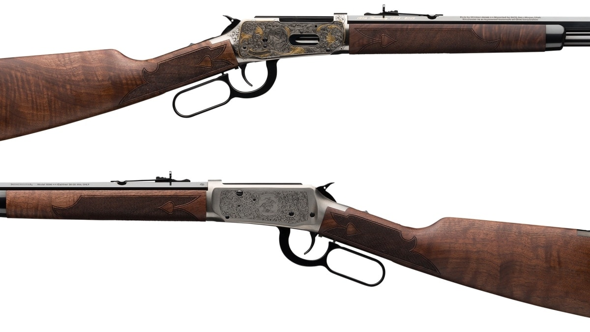 Winchester announces 125th Anniversary Model 1894 rifles (VIDEOS)