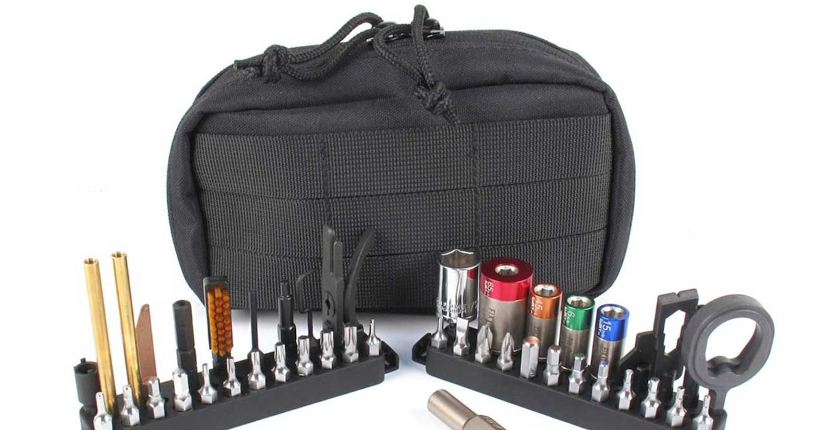 Fix It Sticks unveils new tool kits, The Works and The Duo :: Guns.com