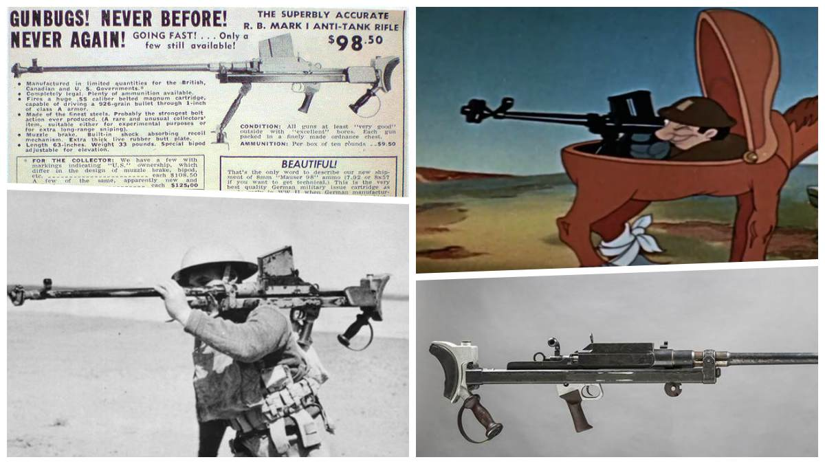 The Boys: A .55-caliber rifle meant to snipe tanks (VIDEO)