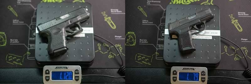 Gun Review: Sig Sauer P365 vs Glock 26 (VIDEO)