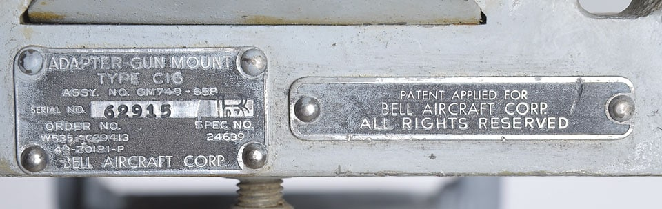 Bell AAA mount for Remington Model 11