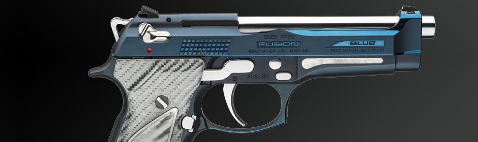 Beretta 92FS Fusion Blu