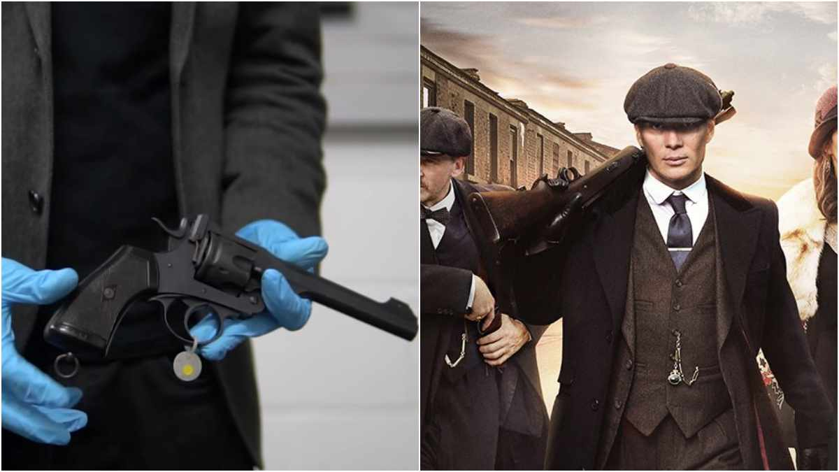 A Look At the Classic Guns Of Peaky Blinders