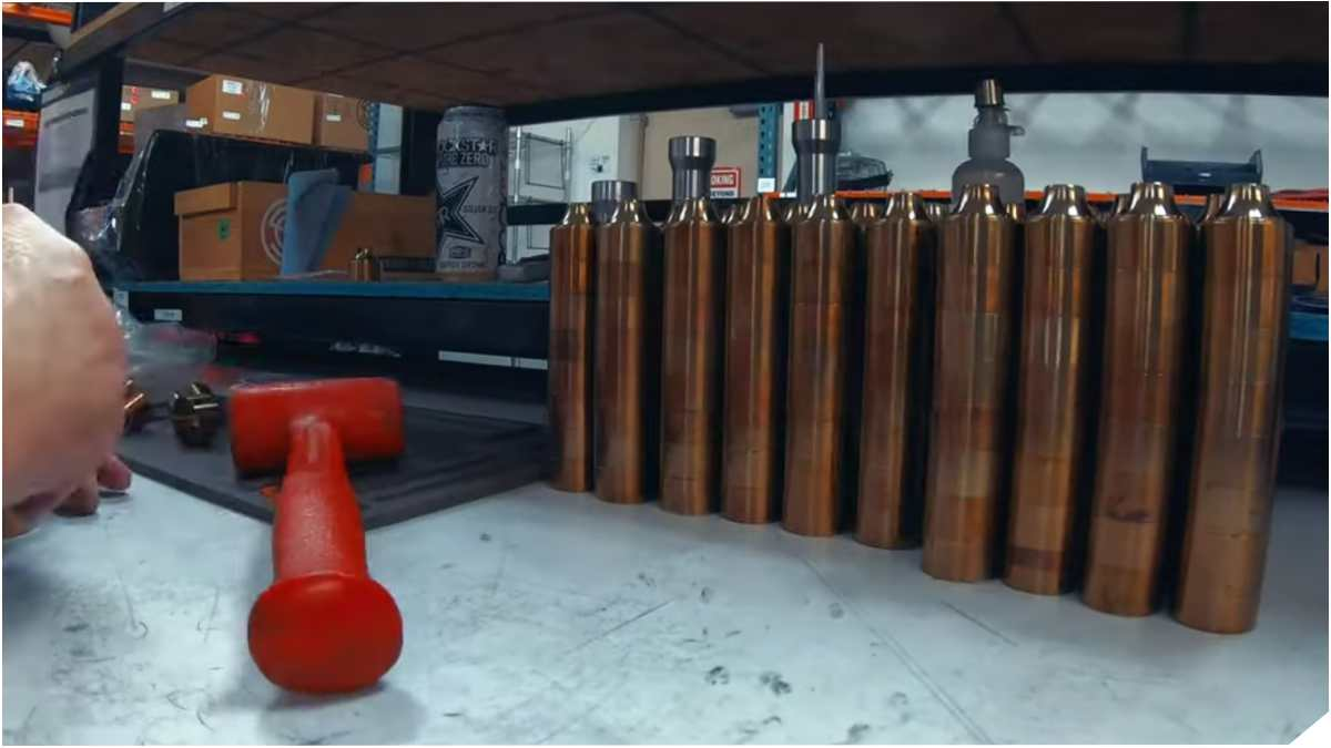 A Sneak Peek Into How Suppressors Are Born (VIDEOS)