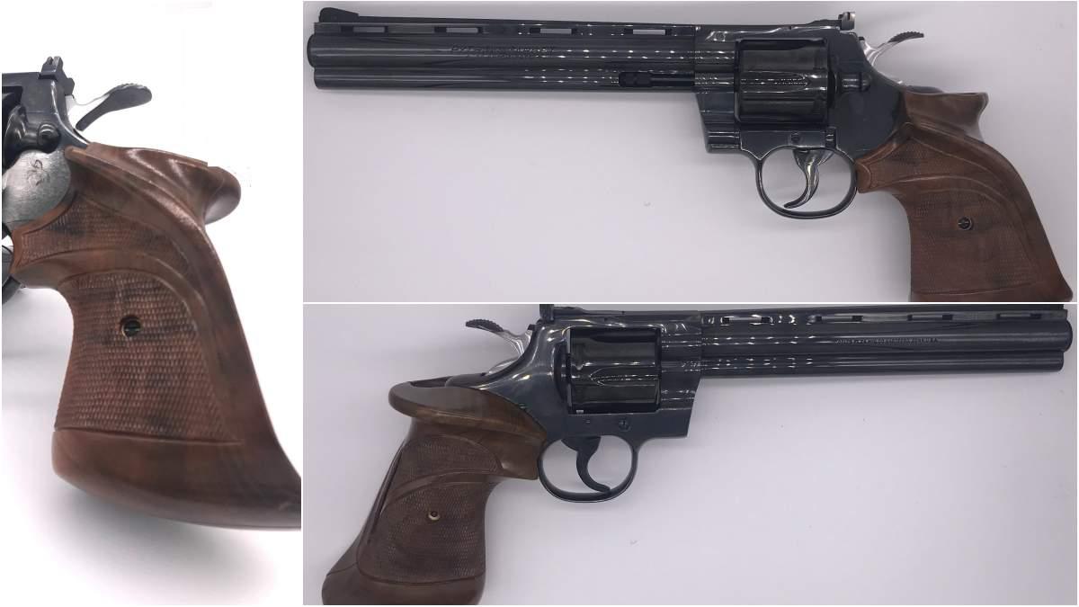 Colt Target Python 38