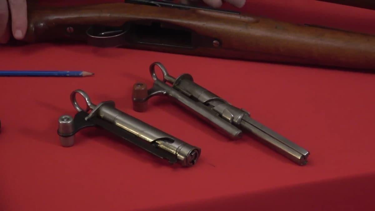 Comparing Swiss bolt guns: Schmidt–Rubin and K31 (VIDEO)
