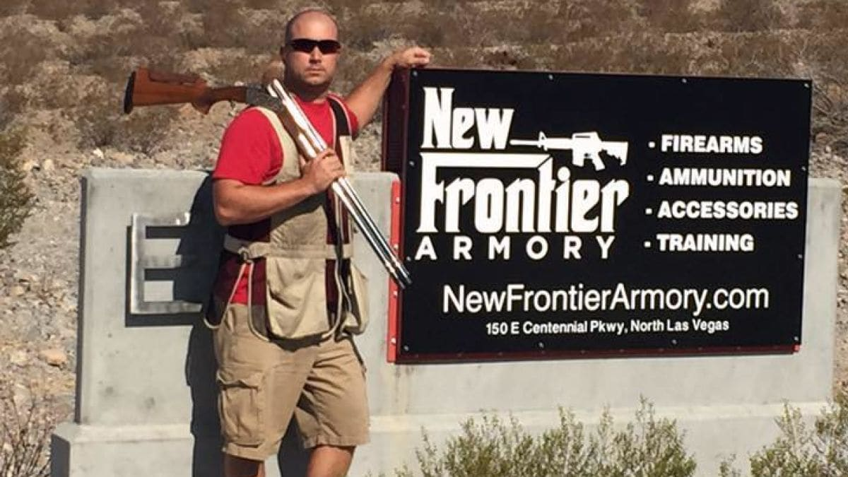 David Famiglietti, head of New Frontier Armory, dies