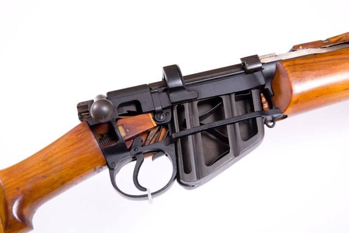Enfield Rifle No 1 SMLE