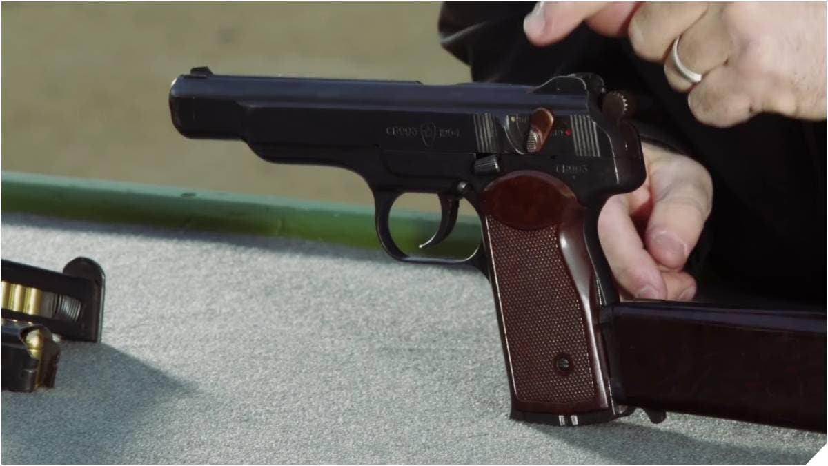 Fun at 750 rounds-per-minute: The Strange Stechkin Automatic Pistol (VIDEO)