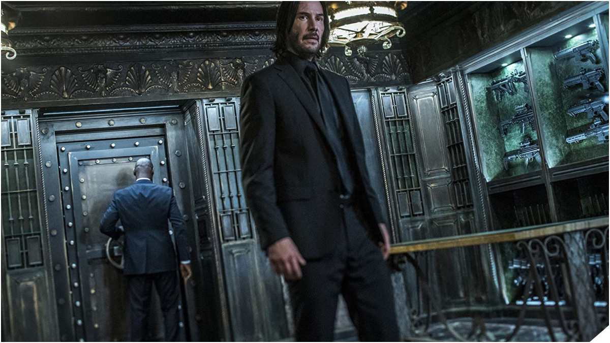 New John Wick Trailer Has Guns, Lots of Guns