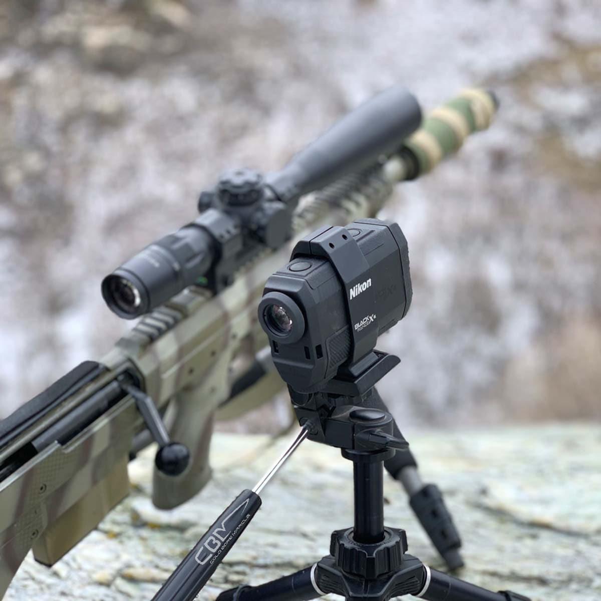 3bf4ee94874 Gear Review: Nikon Black RangeX 4K Laser Rangefinder - Gun Tshirts Store