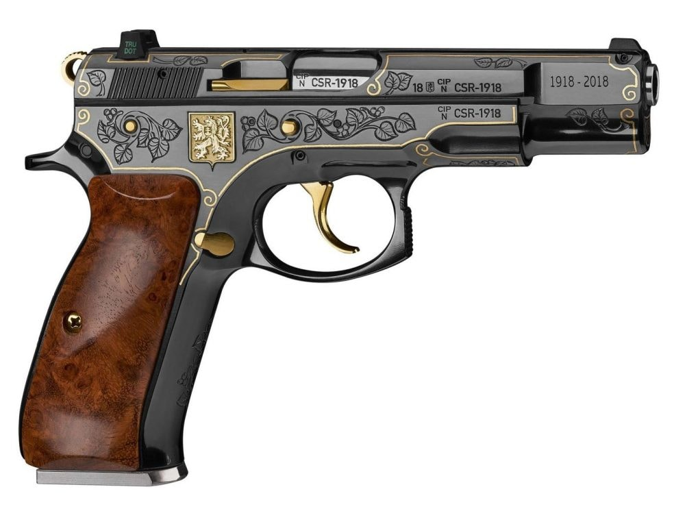 CZ 75 Republika model