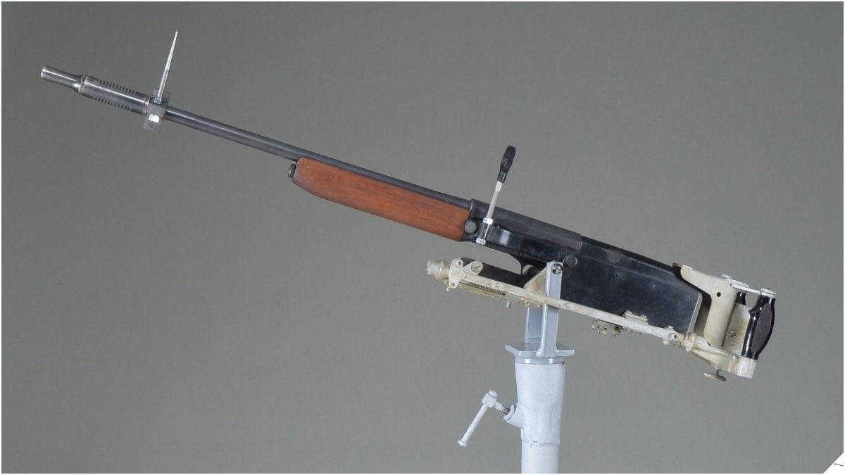 Rare WWII Shotgun Anti-Aircraft Trainer Surfaces