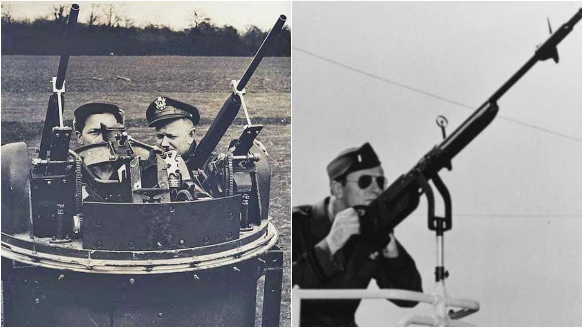 Remington Model 11 shotgun AAA mount