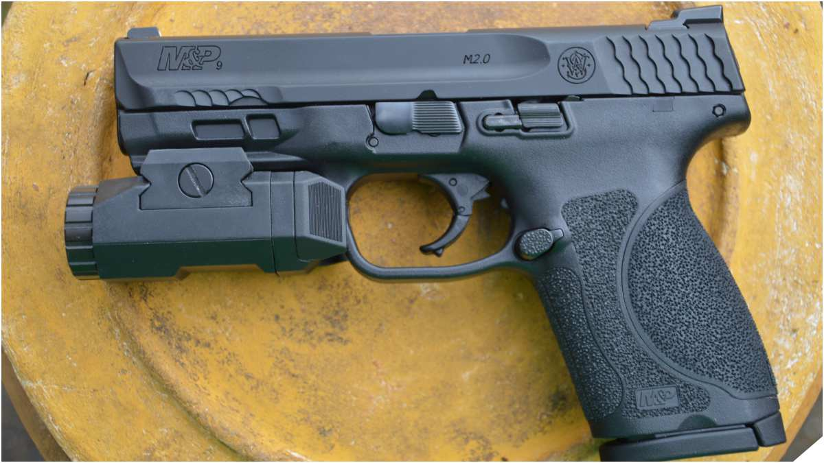 S&W M2.0 M&P Compact 9mm