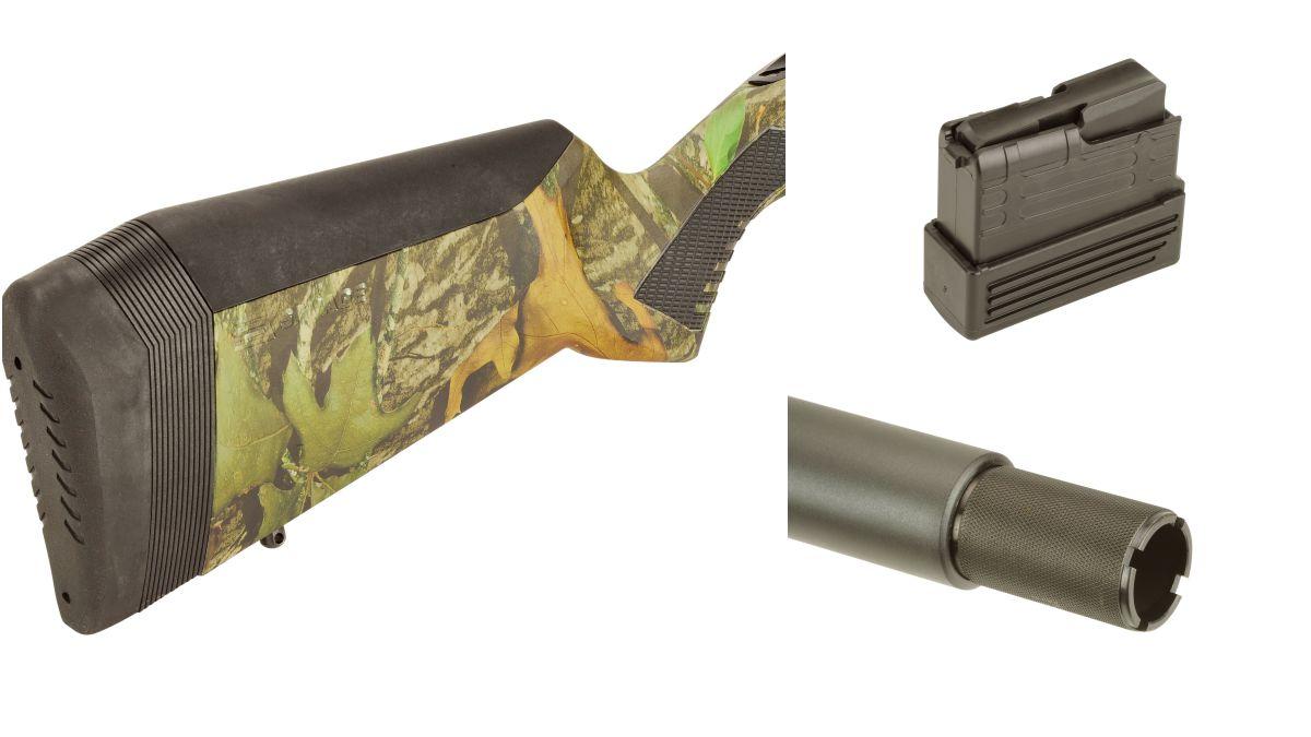 Savage, Model, 212, 220, Turkey Guns mag choke stock