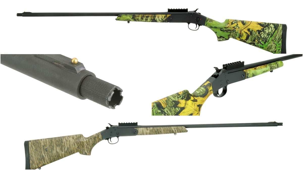 Stevens Brings Turkey Hunters New Model 301 .410 Shotgun