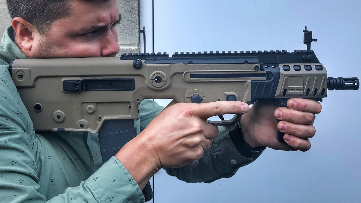 Gun Review: IWI Tavor X95 (VIDEO)