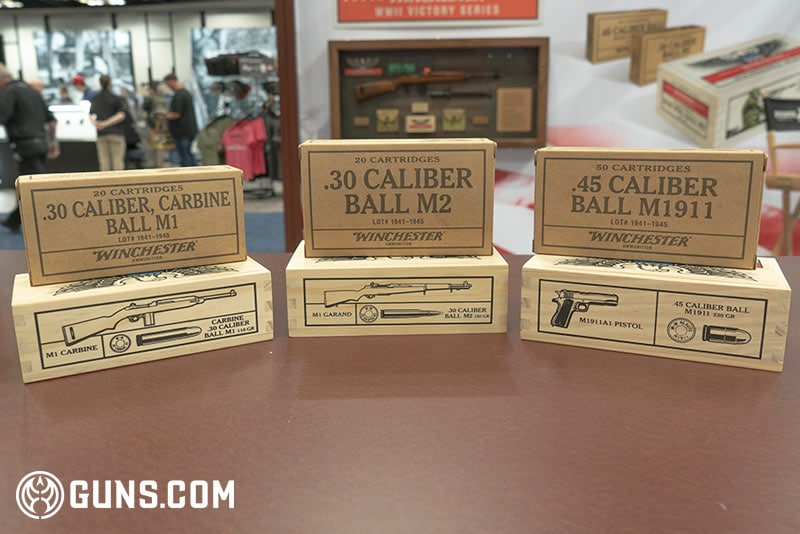 Winchester WWII Victory Series Ammunition