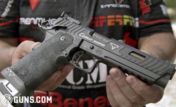Taran Tactical STI Combat Master John Wick 3 gun