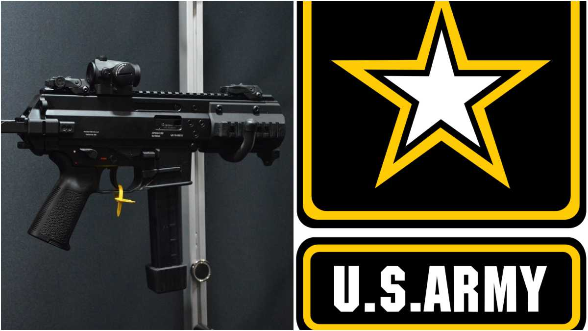 Army picks b t for new sub compact weapon contract for B b contract