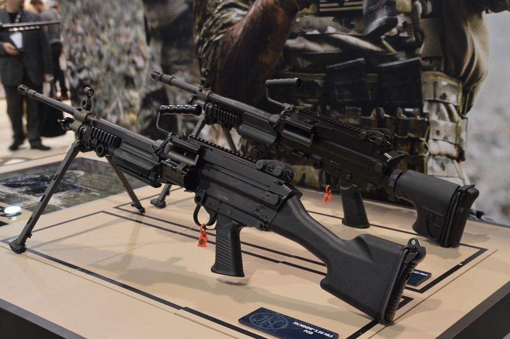 FN Minimi Mk3 Mk48