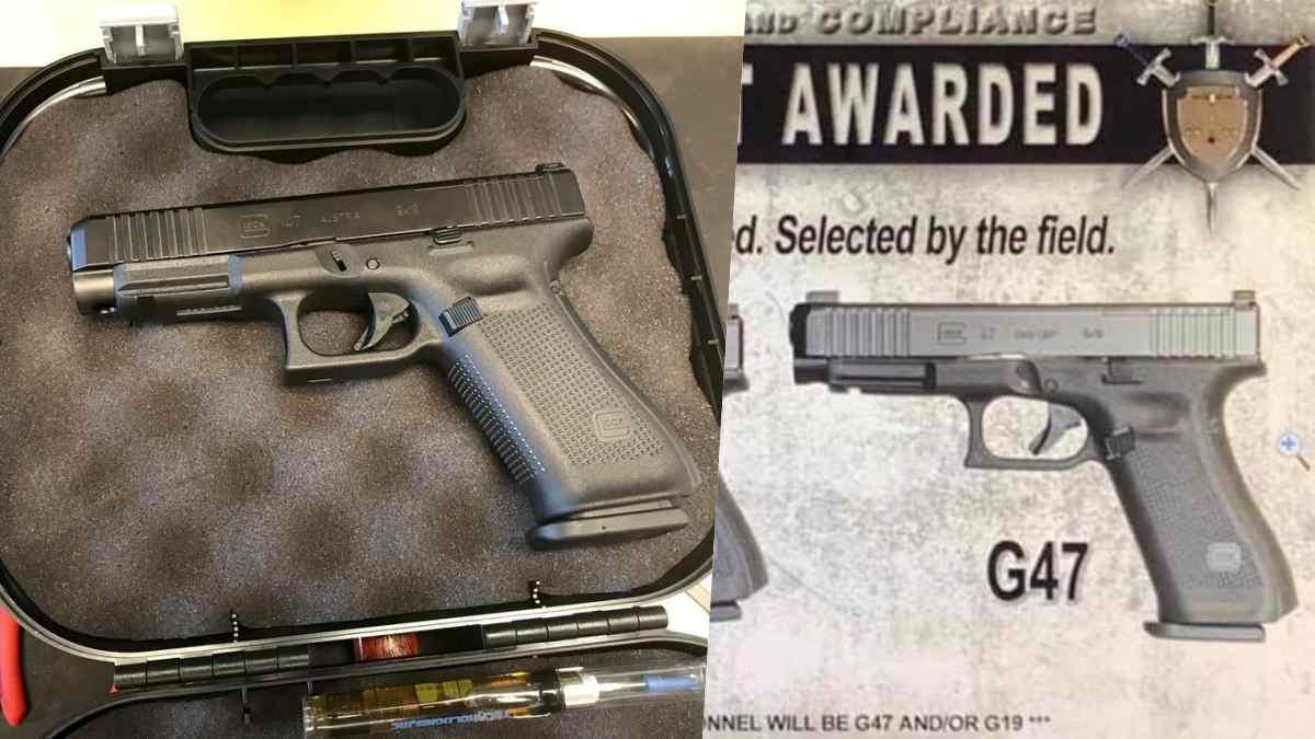 Glock 47 G47 pistol new glock