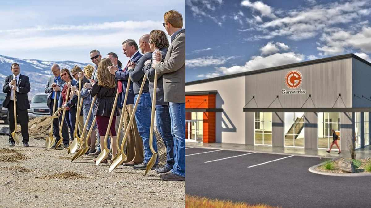 Gunwerks Breaks Ground on Facility in Wyoming