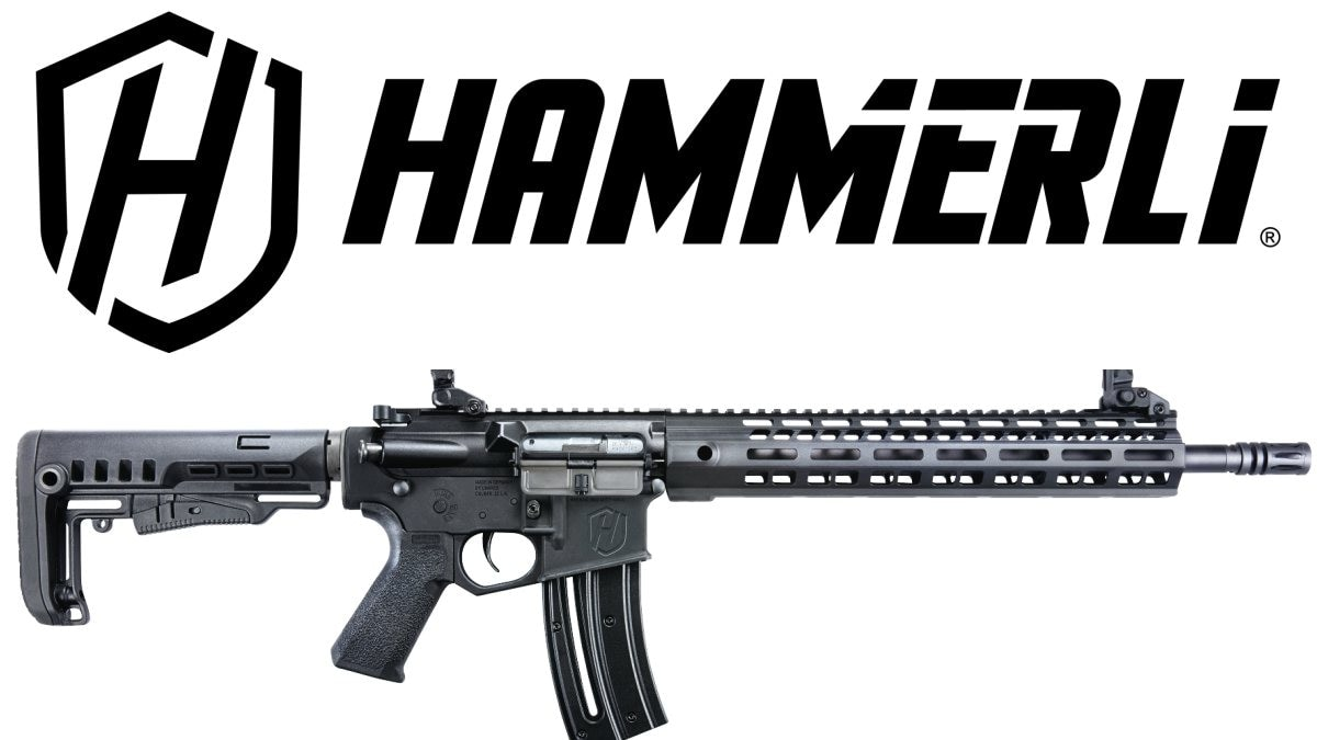 Hammerli Arms Moving into U.S. Market with TAC R1 22 rifle (VIDEO)