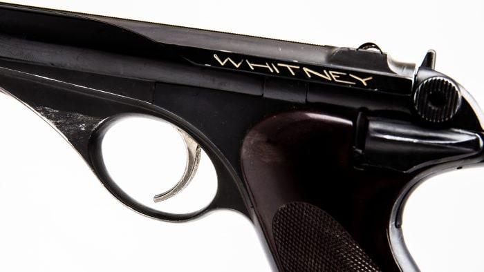 Whitney Wolverine pistols left