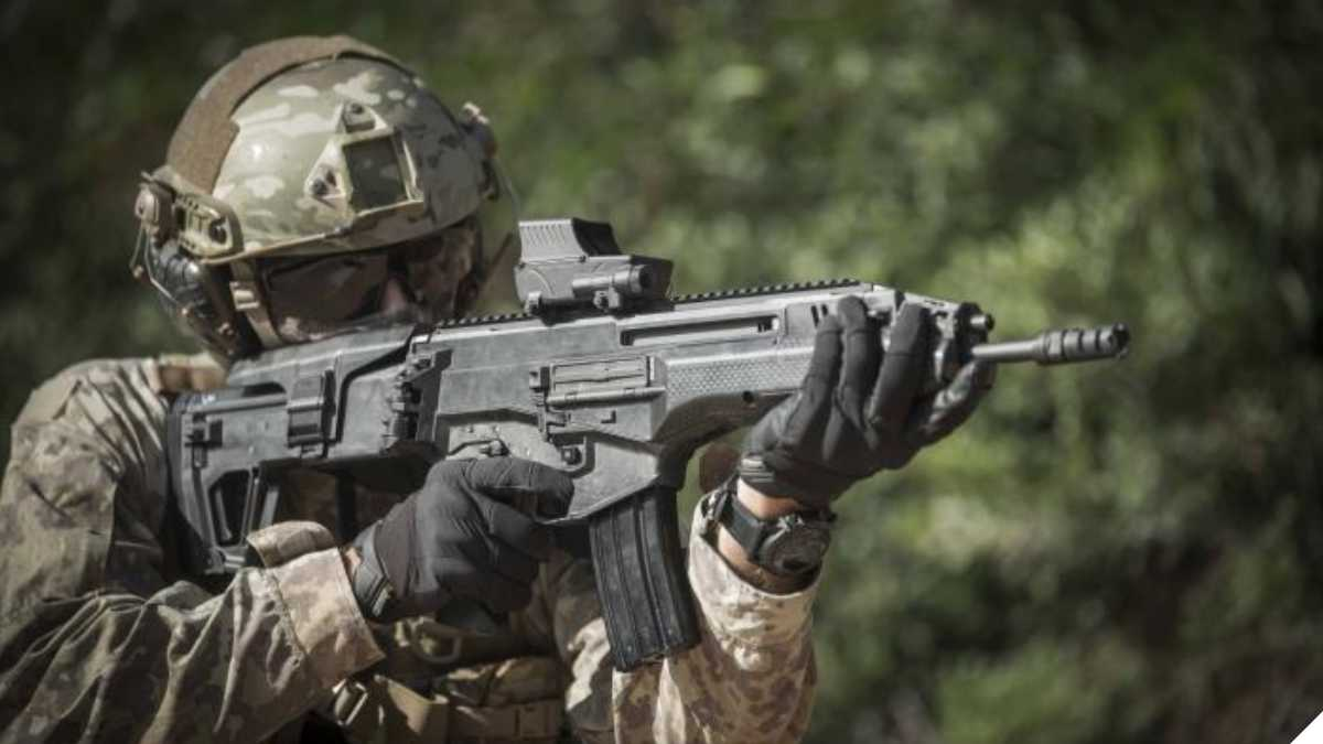 IWI Unveils New Carmel Rifle System